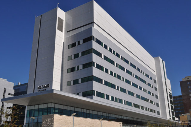 Foothills Medical Centre - McCaig Tower