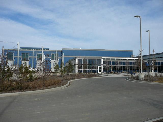 Oliver Bowen Maintenance & Storage Facility