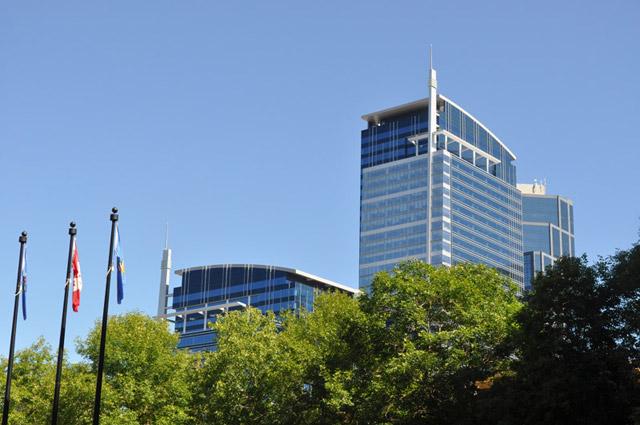 Centennial Place Tower I & II