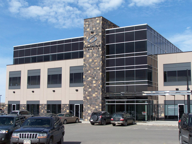 Chimney Rock Office Building - Okotoks