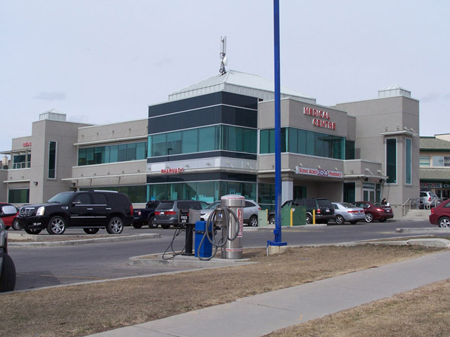 Scurfield Medical Centre