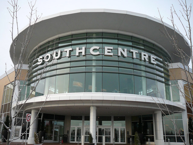 Southcentre Mall Renovation & Addition