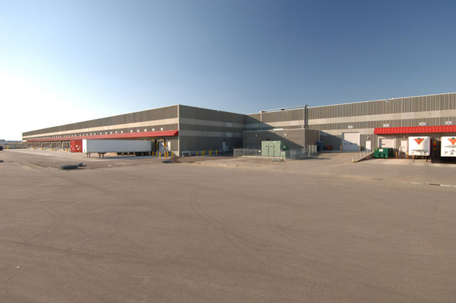 Canadian Tire Distribution Centre - SE