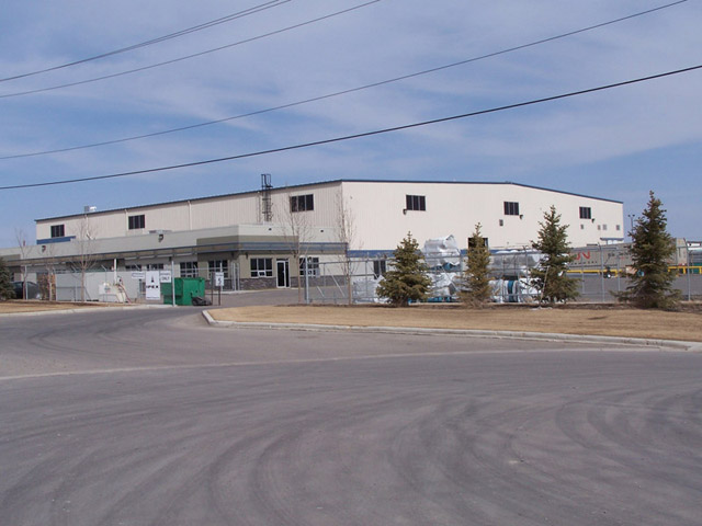 IPEX Warehouse & Office Facility
