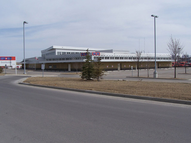 Canada Post Deerfoot Delivery Centre