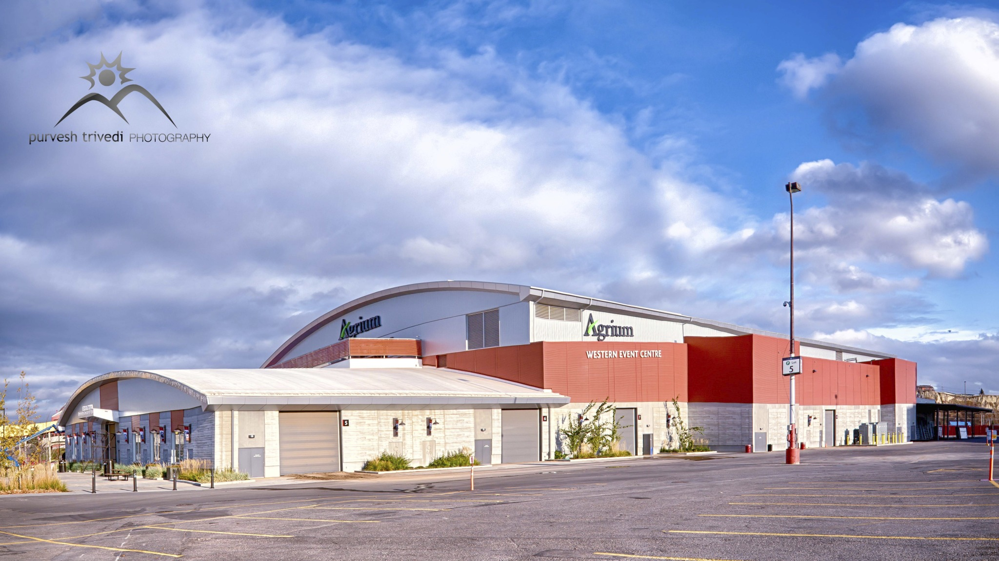 Agrium Western Events Centre